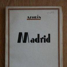 Libros de segunda mano: MADRID. AZORÍN. Lote 24086458