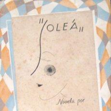Libros de segunda mano - MARIANO TOMÁS. SOLEÁ. - 26985422