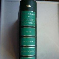 Libros de segunda mano: TRIO, EL BASTON, CONGO KITABU, LOS NOVENTA Y NUEVE. BIBLIOTECA DE SELECCIONES. Lote 24431812