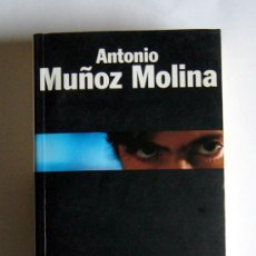 Libros de segunda mano: PLENILUNIO - ANTONIO MUÑOZ MOLINA. Lote 24785524