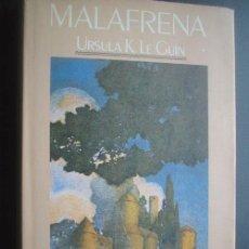 Libros de segunda mano: MALAFRENA. LE GUIN, URSULA K. 1ª EDICIÓN 1985 EDHASA. Lote 24889027