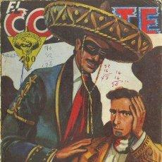 Libros de segunda mano: EL COYOTE 54 - DE TAL PALO - J. MALLORQUI - CLIPER 1947. Lote 24999746