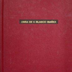 Libros de segunda mano: CUENTOS VALENCIANOS. BLASCO IBAÑEZ VICENTE. 1978. PLAZA & JANÉS, EDITORES. Lote 25090891