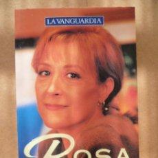 Libros de segunda mano: ROSA EL GRAN ÉXITO DE TV3. LA VANGUARDIA, 1996, 248 PAG. (EN CATALÁN).. Lote 25566660