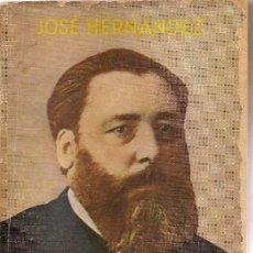 Libros de segunda mano: MARTÍN FIERRO DE JOSÉ HERNÁNDEZ (MOLINO). Lote 25839847