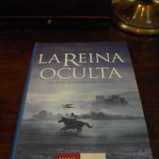Libros de segunda mano: LA REINA OCULTA, JORGE MOLIST, ED. MR, 2007. Lote 25883924