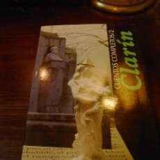 Libros de segunda mano: CUENTOS COMPLETOS/2. CLARIN. ALFAGUARA, 2000. Lote 25936374