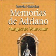 Libros de segunda mano: MEMORIAS DE ADRIANO. Lote 26127349