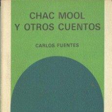 Libros de segunda mano: CHAC MOOL Y OTROS CUENTOS CARLOS FUENTES BIBLIOTECA GENERAL SALVAT 1973. Lote 26508275