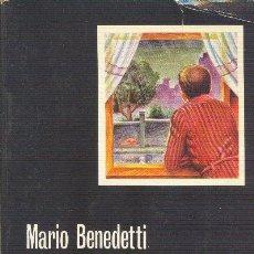Libros de segunda mano: LA TREGUA MARIO BENEDETTI CATEDRA 1982. Lote 26702372
