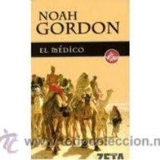 Libros de segunda mano: ***EL MÉDICO*** NOAH GORDON. BEST SELLER. EDICIONES B. (EDICIÓN BOLSILLO).. Lote 26720260