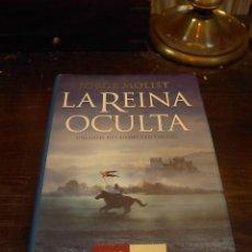 Libros de segunda mano: JORGE MOLIST. LA REINA OCULTA, ED. MR, 2007. Lote 27157116