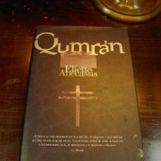 Libros de segunda mano: ELIETTE ADECASSIS, QUMRAN, ED. B, 1 ED. 1997. Lote 27873013