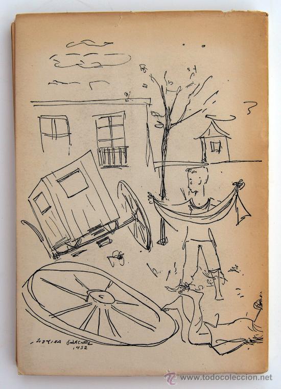 Libros de segunda mano: Fiesta al noroeste. Ana María Matute. 1ª edición. 1953. Premio Café Gijón 1952. - Foto 5 - 28143485