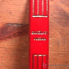 Libros de segunda mano: POESIAS COMPLETAS, GARCILASO DE LA VEGA, AGUILAR, CRISOL Nº 34, 5ª EDICION, 3ª REIMPRESION, 1987. Lote 28177307