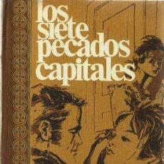 Libros de segunda mano: LOS SIETE PECADOS CAPITALES / EUGENIO SUÉ . Lote 28220441