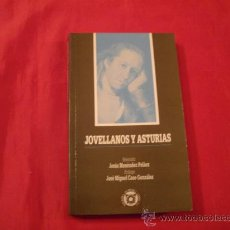 Livres d'occasion: JOVELLANOS Y ASTURIAS. JESUS MENENDEZ PELAEZ. JOSE MIGUEL CASO. ASTURIAS. Lote 28335800