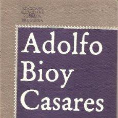 Libros de segunda mano: EL HEROE DE LAS MUJERES, DE ADOLFO BIOY CASARES. Lote 28688088