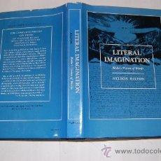 Libros de segunda mano: LITERAL IMAGINATION. BLAKE'S VISION OF WORDS. RM32118. Lote 28805594