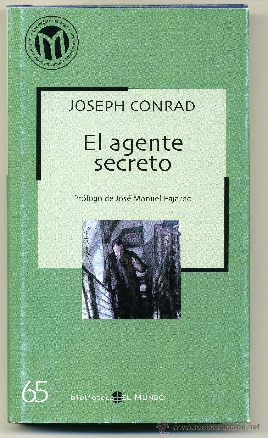 EL AGENTE SECRETO - JOSEPH CONRAD (Libros de Segunda Mano (posteriores a 1936) - Literatura - Narrativa - Otros)