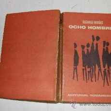 Libros de segunda mano: OCHO HOMBRES .RICHARD WRIGHT. RM55004. Lote 29114045