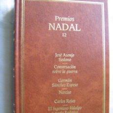 Libros de segunda mano: CONVERSACIÓN SOBRE LA GUERRA/ NARCISO/ EL INGENIOSO HIDALGO Y POETA FEDERICO GARCÍA LORCA...1991. Lote 29337286