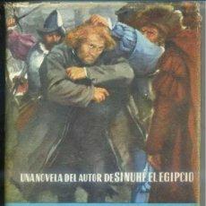 Libros de segunda mano: MIKA WALTARI : EL AVENTURERO (1956) EDITORIAL ÉXITO. Lote 29517596