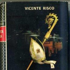 Gebrauchte Bücher - VICENTE RISCO : LA PUERTA DE PAJA (PLANETA, 1953) PRIMERA EDICIÓN - 29610873