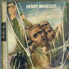 Libros de segunda mano: HENRY MISROCK : DIOS TUVO SIETE DÍAS (PLANETA, 1952) PRIMERA EDICIÓN. Lote 29611389