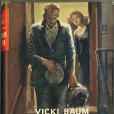 Libros de segunda mano: VICKI BAUM : SENTENCIA SECRETA (PLANETA, 1954) PRIMERA EDICIÓN. Lote 29611667