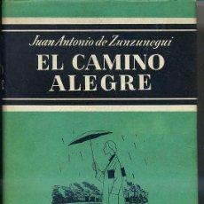 Libros de segunda mano: ZUNZUNEGUI : EL CAMINO ALEGRE (NOGUER, 1962) PRIMERA EDICIÓN. Lote 29623815