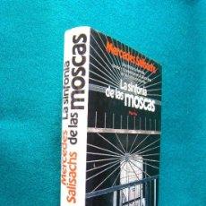 Libros de segunda mano: LA SINFONIA DE LAS MOSCAS-MERCEDES SALISACHS-HISTORIA DRAMATICA EN BARCELONA-PLANETA-1982-1ªEDICION.. Lote 272986073