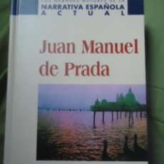 Libros de segunda mano: LA TEMPESTAD, JUAN MANUEL DE PRADA, PLANETA DE AGOSTINI. Lote 29652796