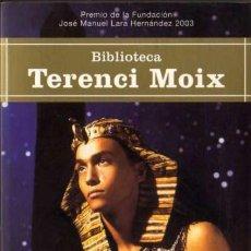 Libros de segunda mano: TERENCI MOIX - EL ARPISTA CIEGO - BOOKET 5005/5 - PLANETA - 2003. Lote 29819046