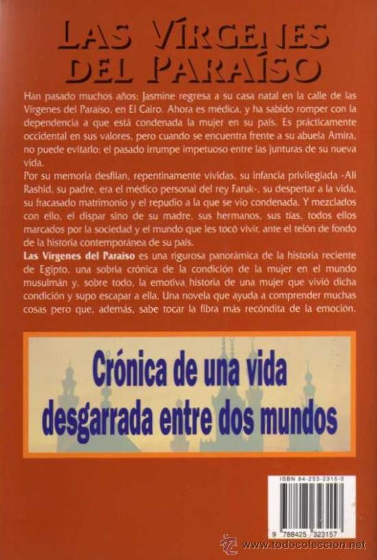 Libros de segunda mano: BARBARA WOOD - LAS VÍRGENES DEL PARAISO - GRIJALBO - 1993 - Foto 2 - 29869554