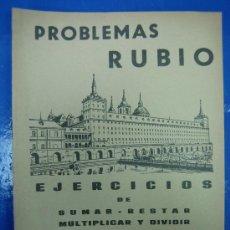 Libros de segunda mano: CUADERNO DE COLEGIO. Lote 30324541