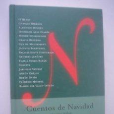 Libros de segunda mano: VV.AA.: CUENTOS DE NAVIDAD. Lote 30288699