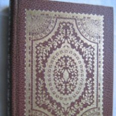 Libros de segunda mano: EL ÚLTIMO ABENCERRAJE. CHATEAUBRIAND. 1972. Lote 30340370