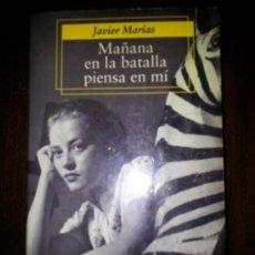 Libros de segunda mano: MAÑANA EN LA BATALLA PIENSA EN MÍ. JAVIER MARÍAS. ALFAGUARA BOLSILLO. 1996. Lote 30380769
