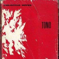 Libros de segunda mano: HUMOR : TONO -MEMORIAS DE MÍ (BIBLIOTECA NUEVA, 1966). Lote 31123415
