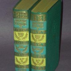 Libros de segunda mano: OBRAS ESCOGIDAS DE RUDYARD KIPLING.(DOS TOMOS). Lote 31020002