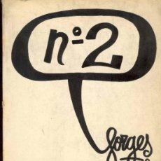 Libros de segunda mano: FORGES Nº 2 - SEDMAY EDICIONES 1974. Lote 31363473