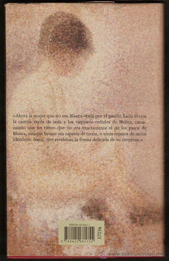 Libros de segunda mano: EN AUSENCIA DE BLANCA - DE ANTONIO MUÑOZ MOLINA - Foto 2 - 31777717