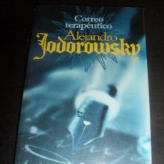 Libros de segunda mano: CORREO TERAPEUTICO. ALEJANDRO JODOROWSKY. LA ESFERA DE LOS LIBROS.. Lote 32052445