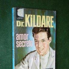 Libros de segunda mano: DR.KILDARE. AMOR SECRETO, DE NORMAN DANIELS. Lote 32061276