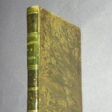 Libros de segunda mano: WASHINGTON, POR M. GUIZOT /// ELISA, POR MR. VARENNES (DOS NOVELAS 1842-1846). Lote 27581913