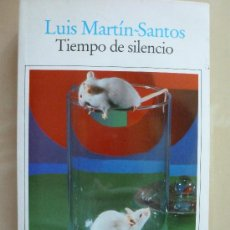 Libros de segunda mano: TIEMPO DE SILENCIO. LUIS MARTIN-SANTOS. SEIX BARRAL. Lote 32533273