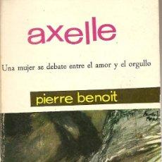 Libros de segunda mano: AXELLE DE PIERRE BENOIT. Lote 32545948