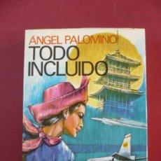 Libros de segunda mano - TODO INCLUIDO. NOVELA. - PALOMINO, ANGEL TDK72 - 32566747