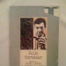 Libros de segunda mano: JULIO CORTÁZAR, DE PEDRO LASTRA (EDITOR). TAURUS, 1986. Lote 32703582